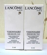 Lancome Visionnaire Face Serum LR2412 4% -CX - New - Latest Version BNIB