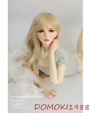 1/3 Bjd Doll supiadoll Ariel FACE MAKE UP+FREE EYES_Ariel