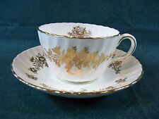 Minton Marlow Gold H5017 Cup and Saucer Set(s)