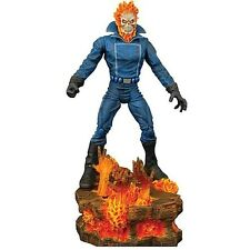 MARVEL SELECT GHOST RIDER (JOHNNY BLAZE) Diamond Select Toys 7in Action Figure