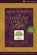Purpose Driven Life : What on Earth Am I Here For? by Rick Warren (2007, Paperba