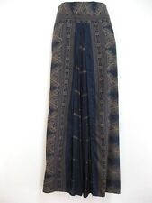 New Wide Leg Pants Palazzo Lagenlook Bohemian Gypsy Hippie Trousers Wrap