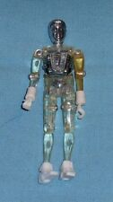 vintage Mego Micronauts CLEAR TIME TRAVELER (missing connector)
