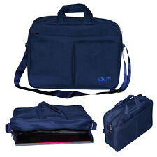 "ACM-EXECUTIVE LAPTOP BAG for HP PAVILION 11-K015TU X360 M2X34PA 11.6"" BLUE"