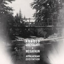 "ARNOLD DREYBLATT & MEGAFAUN Appalachin Excitation NEW/SEALED 12"" VINYL LP"