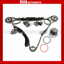 Timing Chain Kit + Water Pump for Infiniti FX35 Nissan Altima 3.5L VQ35DE Engine