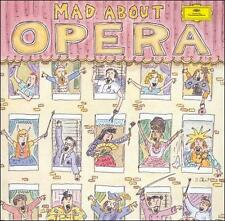 Mad About Opera 1992 by Bernstein, Leonard; Bizet, Georges; Rossini, Gioachino;