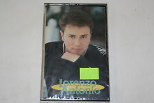 Siempre Te Amare by Lorenzo Antonio (1998) (Audio Cassette Sealed)