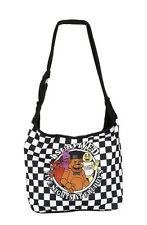 Five Nights At Freddy's I Survived Checkered Hobo Bag Purse Tote NWT!