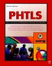 Phtls: Basic and Advanced Prehospital Trauma Life Support-ExLibrary