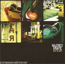 4th STREET TRAFFIC - Kick The Habit (Signed UK 7 Tk CD Mini-Album)