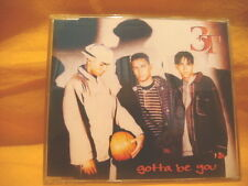 MAXI Single CD 3T FEAT HERBIE Gotta Be You 5TR 1997 r & b swing MJ RELATED