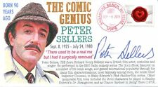 """COVERSCAPE computer designed 90th anniversary of birth of Peter Sellers cover"