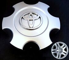 1pc TOYOTA TUNDRA CENTER HUB CAPS COVER SILVER 2003 2004 2005 2006 NEW 560-69440
