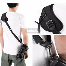 Focus F-1 Anti-Slip Quick Rapid Soulder sling Belt neck Strap for Camera SLR DS