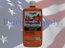 Clenair 2215 Orange Crush Hand Cleaner with Pumice 15 oz. Nu-Calgon 61203