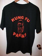 Kung Fu Pandas Pablo Sandoval San Francisco Giants Baseball Fans Beer T Shirt Lg