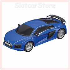 Carrera GO 64059 Audi R8 V10 Plus (blue) 1:43
