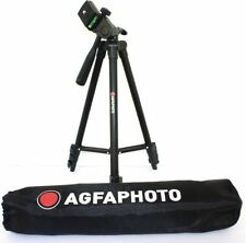 "AGFAPHOTO 50"" Pro Tripod With Case For Panasonic Lumix DMC-GF1K-K"