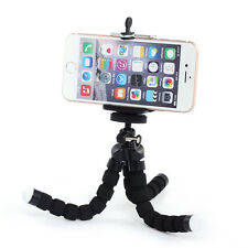 Flexible Mini Trípode Soporte Giratorio Ajustable para  iPhone 6/6S Plus Camera