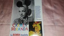 carmen miranda-spanish clippins