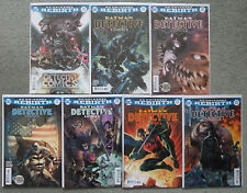 BATMAN-DETECTIVE COMICS #934-940 SET..TYNION IV..DC REBIRTH 2016 1ST PRINT..VFN+