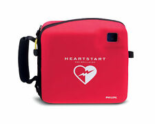 Philips HeartStart FR2+ AED Defibrillator w/ 2yrWRTY+Case,New Battery&Adult Pads