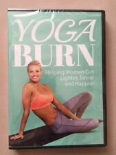 Complete Yoga Burn Program On DVD Lose Weight Get Healthy (by Zoe Bray-Cotton)