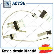 CABLE DE VIDEO LCD FLEX NUEVO TOSHIBA Satellite A660 A665