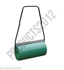 New Large Steel Lawn Roller Garden Roller Water Or Sand Filled 35 litre
