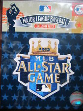 MLB Official 2012 All Star Game Patch Kansas City Royals