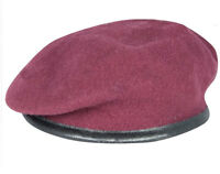 NEW High Quality Maroon Airborne Forces Beret All Sizes ( Para Pathfinders 16AA