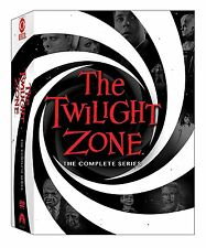 The Twilight Zone . The Complete Series . Season 1 2 3 4 5 . 25 DVD . NEU . OVP