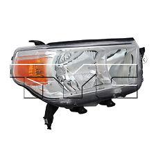2010-2013 Toyota 4Runner Passenger Side Headlight Head Light Lamp