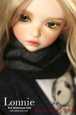 Bjd 1/6 Doll iple kid 1/6 lonnie bjd doll FACE MAKE UP+FREE EYES_Type C