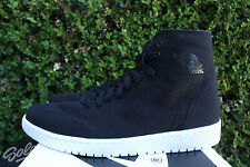 NIKE AIR JORDAN 1 HIGH DECON SZ 10.5 HI BLACK SAIL DECONSTRUCTED 867338 010