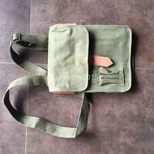 WWII MILITARY IMPERIAL JAPANESE ARMY MAP CASE BAG