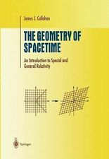 The Geometry of Spacetime. An Introduction to Special and General Relativity