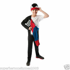 Ultimate Spider-Man Red/Black Reversible Costume Marvel Size 8-10 Rubies 880602