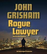 ROGUE LAWYER unabridged audio book on CD by JOHN GRISHAM