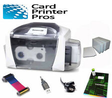 Fargo Persona C30 ID Color Card Printer (60-Day Warranty & Support)