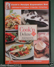 Cook'n Deluxe keyboard to kitchen for meals in minutes For Windows