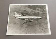 MCDONNELL DOUGLAS DC-10 30 LARGE OFFICIAL PHOTO 5/1973