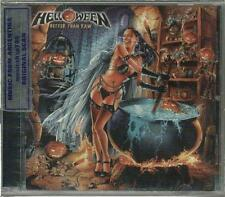 HELLOWEEN BETTER THAN RAW + 2 BONUS TRACKS SEALED CD NEW
