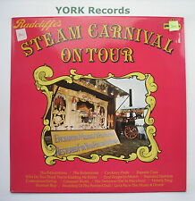 RADCLIFFE'S STEAM CARNIVAL ON TOUR - Excellent Con LP Record Pickwick SHM 928