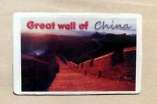 ▓ great wall of china FRIDGE / REF MAGNET COLLECTIBLE SOUVENIR