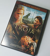 Troja - 2-Disc Edition Brad Pitt Wolfgang Peterson DVD TOP! (W2)