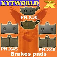 FRONT REAR Brake Pads for Yamaha FZ1 Naked Fazer 1000 cc 2006-2013