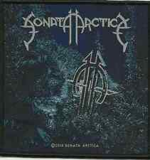 SONATA ARCTICA ecliptica revisited 2014 WOVEN SEW ON PATCH official merchandise
