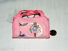 NEW   *SAILOR MOON*    COIN PURSE  PINK  1999